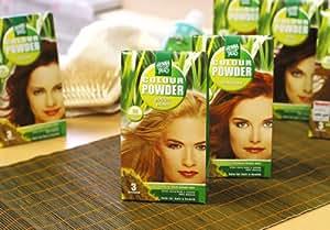 Henna Plus Permanent Hair Colour Powder - Red