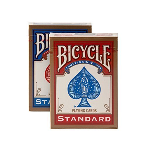 Bicycle 1001400 Poker Cards (Pack of 2)