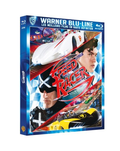 Speed Racer - Blu Ray [Edizione: Francia]