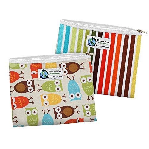 planet-wise-zipper-sandwich-bags-2-count-owl-earth-stripe