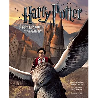 Harry Potter: A Pop-Up Book: Based on the Film Phenomenom