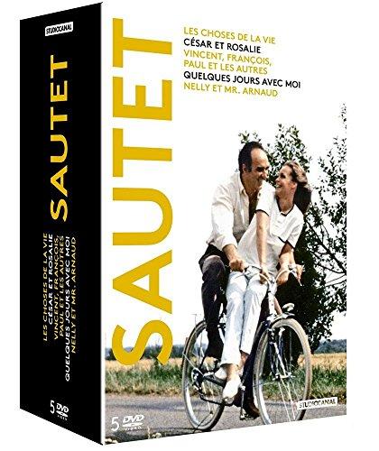Coffret Claude Sautet - Nouveau Coffret 5 Films en Versions Restaurées [Edizione: Francia]
