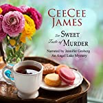 The Sweet Taste of Murder: An Angel Lake Mystery | CeeCee James