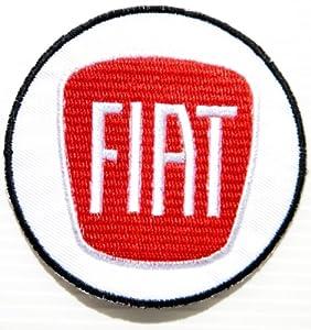Amazon.com: FIAT Logo Sign Classic Car Truck Racing Patch