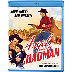 Angel and the Badman [Blu-ray]