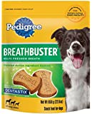 Pedigree Breathbuster For All Dogs - Net Wt. 22.9 oz