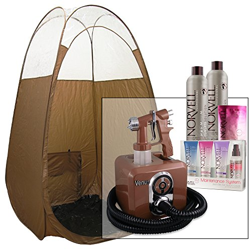 Bronze Venus Spray Tanning Machine, Bronze Tan Tent ...