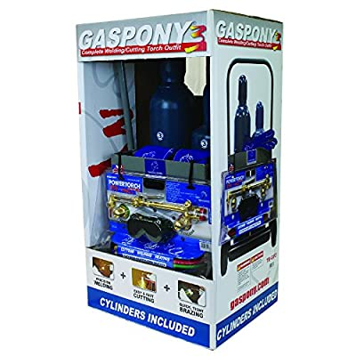 Thoroughbred GasPony3 Welding and Cutting Outfit - Item# TB-GP3