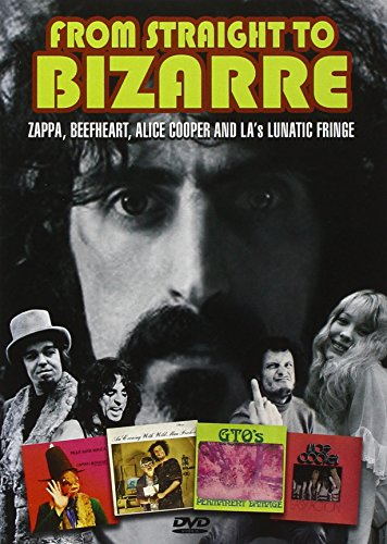 Zappa, Beefheart, Cooper-From Straig - Dvd