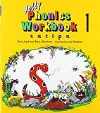 Jolly Phonics Workbook (7 books)