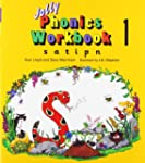 Jolly Phonics Workbook (7 books)