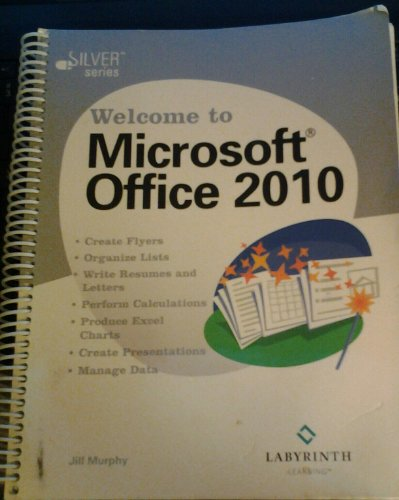 Welcome To Microsoft Office 2010