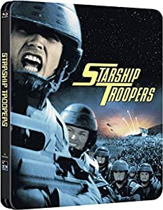 Starship Troopers UK Steelbook avec audio français.