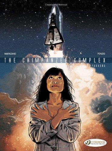 The Chimpanzee Complex T 1 Paradox (Cinebook)