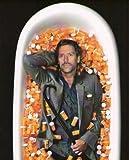 ブロマイド写真★海外ドラマ『Dr.HOUSE ドクター・ハウス』ハウス(ヒュー・ローリー)/薬のバスタブに寝る