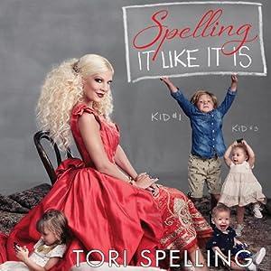 Spelling It Like It Is Audiobook