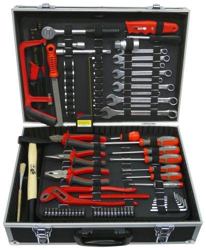 759-65 Werkzeugkoffer mit Werkzeugbestückung, 125-teilig