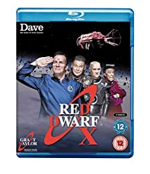 Red Dwarf X [Blu-ray]