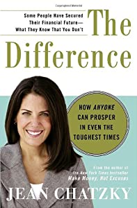 "Cover of ""The Difference: How Anyone Can ..."