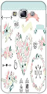 Snoogg Wedding Graphic Set Designer Protective Back Case Cover Forsamsung Gal...