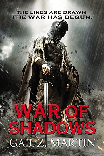 War of Shadows (The Ascendant Kingdoms Saga)