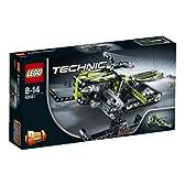 レゴ (LEGO) テクニック スノーレーサー 42021