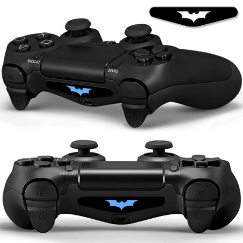 2X Light Bar Decal Led Skin Sticker Body For Playstation Ps 4 Ps4 Controller Dualshock 4 #0047