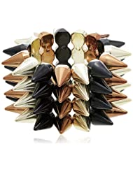 Curio Cottage Strand Bracelet For Women (Multi-Color) (CC-BR-0058)