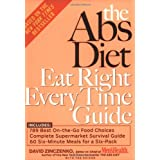 The Abs Diet Eat Right Every Time Guide ~ David Zinczenko