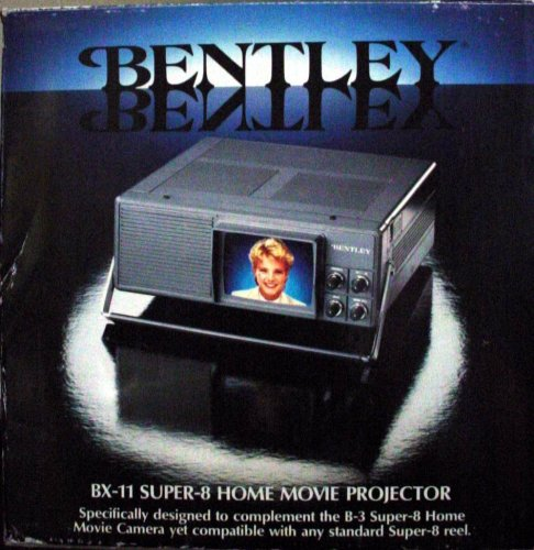 Cheap Bentleys For Sale: Bentley Bx-11 Super-8 Home Movie Projector
