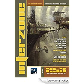 Interzone #253 Jul - Aug 2014 (Science Fiction and Fantasy Magazine) (English Edition)