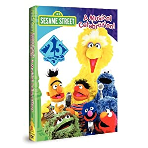 Sesame Street 25th Birthday a Musical Celebration