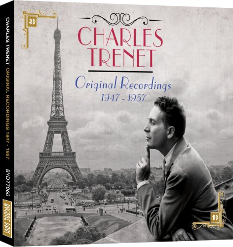 Charles Trenet - Original Recordings 1947-1957 - Zortam Music
