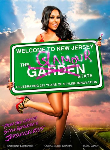The Glamour State: Celebrating 225 Years of Stylish Innovation: Anthony Lombardi: 9780988636408: Amazon.com: Books
