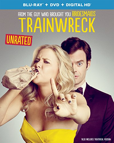 Blu-ray : Trainwreck (With DVD, Ultraviolet Digital Copy, 2 Pack, Digitally Mastered in HD, 2 Disc)