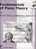 Fundamentals of Piano Theory: Level 1