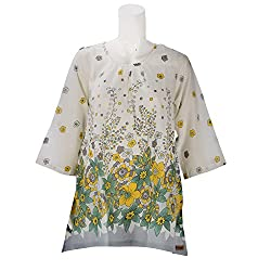 Beautiful Clothes White Casual Wear Cotton TOP For Women (BCA 2010)