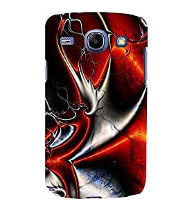 PRINTSWAG PATTERN Designer Back Cover Case for SAMSUNG GALAXY CORE I8262