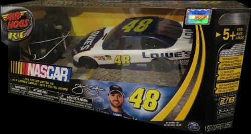 NASCAR - 1:24 SCALE - JIMMIE JOHNSON #48 AIRHOGS RC CAR