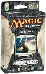 Wizard of the Coast 59048 - Magic: The Gathering 2012 Hauptset Intro Pack Deutsch (1 Stück, sortiert)