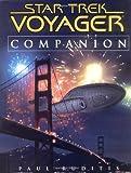 Star Trek Voyager Companion (0743417518) by Ruditis, Paul