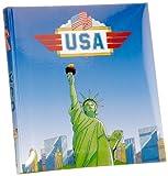 Henzo Fotoalbum USA Blau