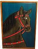 Black Horse Polish Jewelry Keepsake Box
