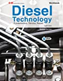 img - for Diesel Technology Workbook book / textbook / text book