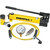 Enerpac SCR-106H Single Acting Cylinder Pump Set RC-106 Cylinder with P-392 Hand Pump