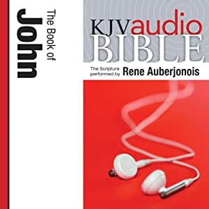 The Book of John: King James Version Audio Bible | [Zondervan]