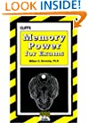 Memory Power For Exams (Cliffs Test Prep)