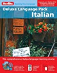 Deluxe Language Pack Italian Book and CD