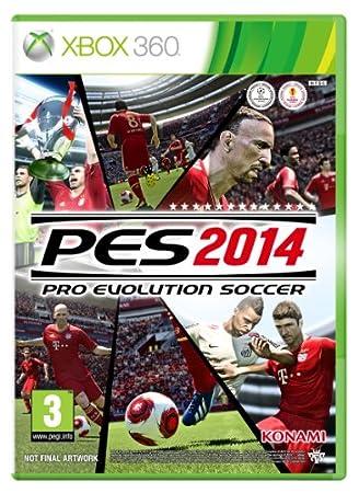 PES 2014 (Xbox 360)
