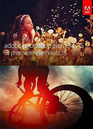 Adobe Photoshop Elements 15 & Premiere Elements 15